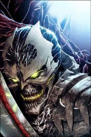 Spawn Godslayer Comics